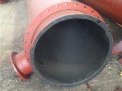 钢衬胶管道