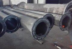 防腐衬胶钢管产品