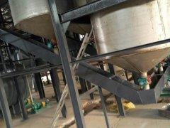 宁夏宁煤水处理衬塑改造