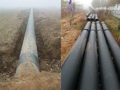 济南市政天然气管线